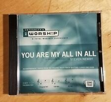Pre-owned - You Are My All In All by Steven Newby (2002, Integrity Media, CD)