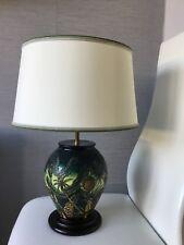 Moorcroft Lamps for sale | eBay