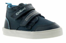 Scarpe stivali blu marca Kickers per bambini dai 2 ai 16 anni