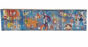 Lot DVD Planète Pokémon Saison 1/2/3  50 DVDS DU 1au 51 Manque Le 25 et le 49