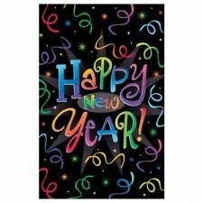 New Years Eve Party Countdown Celebration Luncheon Napkins, 3 Ply