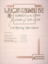 Flight of the Bumble Bee Xylophone Marimba Solo with Piano - Grade 4 R 004479367