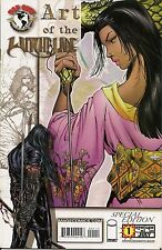 Witchblade Art of the Witchblade # 1