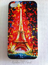 Paris Eiffel Tower Printed iPhone 4/4S Case for Apple iPhone 4 4s