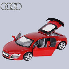 1:32 AUDI R8 GT SUV ALLOY DIECAST PULLBACK CAR VEHICLE COLLECTION KIDS GIFT TOY