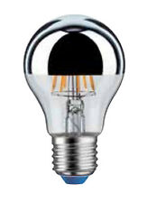 SHOT Goccia Filamento LED Cupola Argento E27 7.5w=48w 600lm 2700k 12.000h  A+
