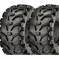 25x10-12 KENDA K299 BEARCLAW MUD SNOW ATV UTV TIRES (SET OF 2) 25-10-12 25x10x12
