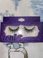 Ioni Eyelashes 3D Faux Mink Lashes Ioni 100 % Hand Made