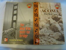 12 book, 2 Title MCGRAW HILL GUIDED READING Lot - The Man Who Built the Bridge