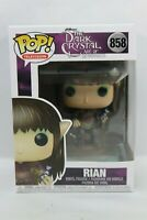 Funko Pop Television: The Dark Crystal Age of Resistance - Rian Figure #858