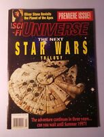 Sci-Fi Universe Premiere Issue! July 1994 The Next Star Wars Trilogy NM/NM- 9.2