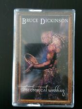 Bruce dickinson '' the chemical wedding '' cassette  near mind lp