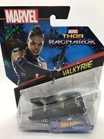 Valkyrie - Marvel Thor Ragnarok Character Cars - Hot Wheels (2017)