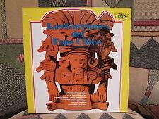 Los GORRIONES Del TOPO CHICO - s/t - NORMEX NX-6040 - SEALED LP