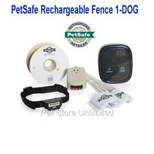 PetSafe Rechargeable In Ground Fence PIG00-14673 Pet Fence Containment 500 ft.
