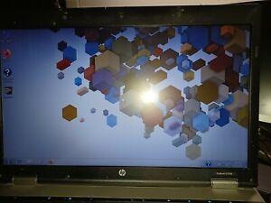 """HP ProBook 6560b 15.6"""" i5-2520M 2.30GHz CPU 4GB 250GB Webcam Bluetooth Win 7 DVD"""