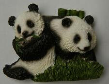 Giant Panda Bear China Chinese Eating Bamboo Refrigerator  Fridge Magnet 3D