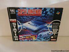 Super Nintendo Super Mario All Stars - Power Station