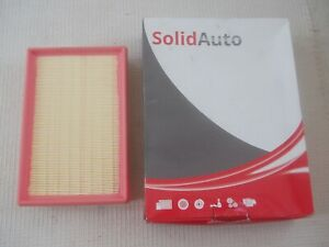 NEW SOLID AUTO S201021 Air Filter For SUZUKI WAGON R VAUXHALL AGILA 1.0 1.2
