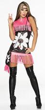 Hippie Girl Costume Espiral Hippie Costume Small 6221 Groovy Flower Girl Dress