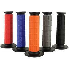 Driven Racing Full-Waffle MX Grips  Red D533RD*