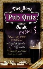The Best Pub Quiz Book Ever! 3 (Quiz Book),Roy Preston, Sue Preston