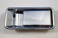 for Jeep Wrangler Outside Outer Exterior Door Handle Right Half Door Only Chrome