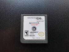 Assassins Creed II - Australian - DS - Nintendo DS - Loose