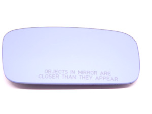 Fits 07-08  TL 10-12 ZDX Right Pass Heated Mirror Blue w/Rear Holder OE