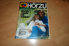 Hörzu Nr.30/1973 TB Monika Lundi u Horst Janson,Caterina Valente