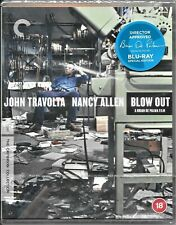 Blow Out The Criterion Collection BLU-RAY