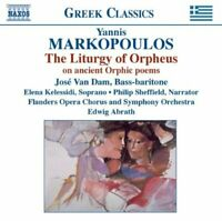 CHandSO OF FLANDERS OP:ABRATH - MARKOPOULOS:LITURGY OF ORPHEUS [CD]