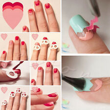 15 X 3D Nail Art Transfer Stickers Design Manicure Decal Decoration Tips Set New