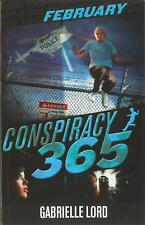 Conspiracy 365: February by Lord, Gabrielle