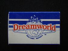 DREAMWORLD GOLD COAST AUSTRALIA TAKE A DREAMWORLD 1 DAY HOLIDAY MATCHBOX