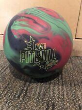 Dv8 Pitbull Bark 15lb Bowling Ball Nnb
