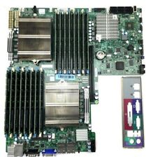 Supermicro H8DGU-F 2x AMD 6272 16Cores CPU 128GB RAM IPMI w/ Heatsink I/O Shield