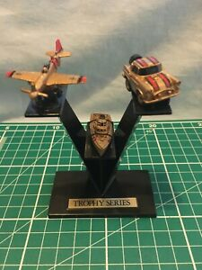Micro Machines, Galoob, Trophy Series Gold And Red Set,Good Condition, Free Post