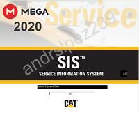 Caterpillar CAT SIS 2020 Full Software