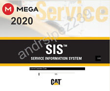 Caterpillar CAT SIS 2020 Full Software
