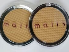 Mally Cosmetics Liquifuse Powder Foundation - Medium - Sealed Lot of 2