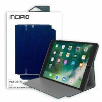 Incipio Case For Apple iPad 9.7 Faraday Hard Shell Folio Case Magnetic Closure
