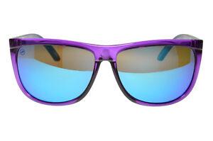 Electric Visual Tonette Royal Blue / Grey Blue Chrome Sunglasses