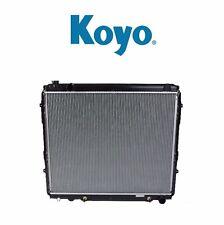 Radiator KoyoRad 164000F020 For Toyota Tundra 00-03 V8 4.7L 8CYL Dodge Stratus