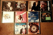 Lot of 10 Assorted Rock / Pop Rock Cds - Paul Simon Billy Idol Chicago +