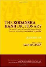 Kodansha Kanji Dictionary, The: The World's Most Advanced Japanese-english...