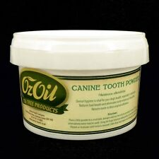 DOG TOOTHPASTE TOOTH POWDER ORAL HEALTH HYGIENE 100G