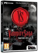 Vampiro SAGA caja de Pandora
