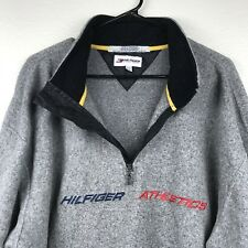 Tommy Hilfiger Sweaters for Men 12 Zip 90s Theme for sale