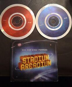 Red Hot Chili Peppers Stadium Arcadium Double CD